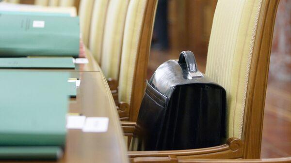 Портфель с документами  - Sputnik Latvija