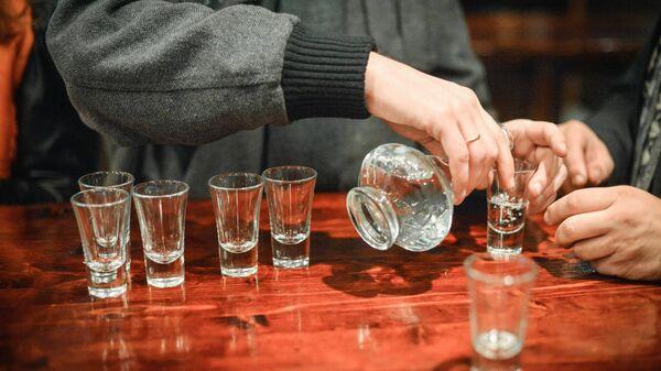 Водка - Sputnik Латвия