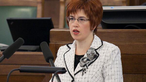 Экс-депутат Сейма Латвии Ирина Цветкова - Sputnik Латвия