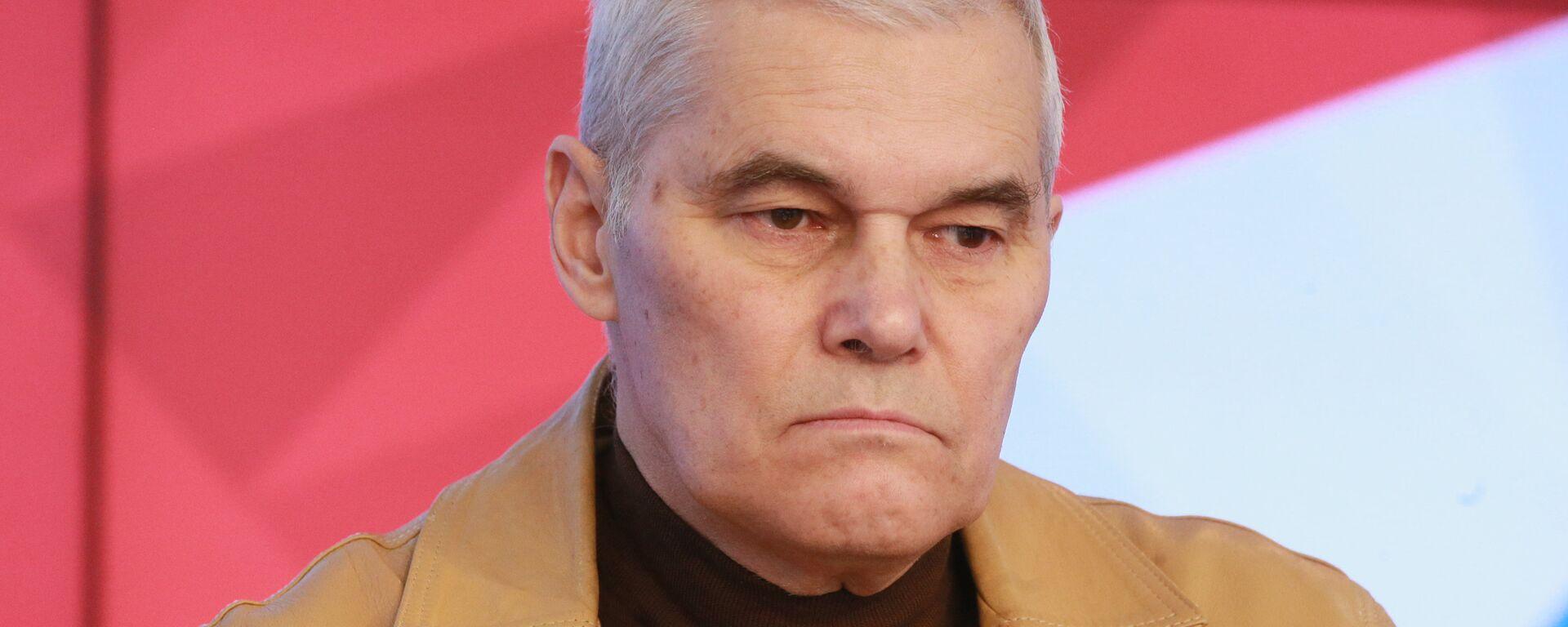 Член-корреспондент Российской академии ракетных и артиллерийских наук Константин Сивков - Sputnik Латвия, 1920, 10.09.2018