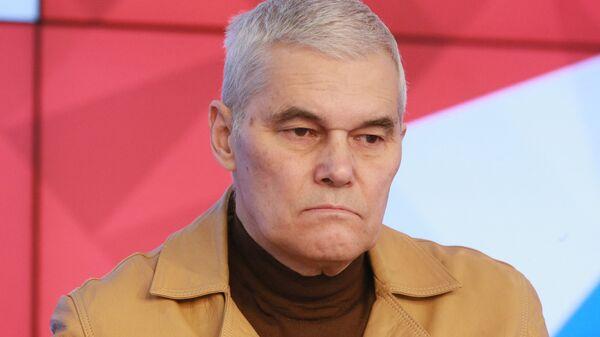 Член-корреспондент Российской академии ракетных и артиллерийских наук Константин Сивков - Sputnik Латвия
