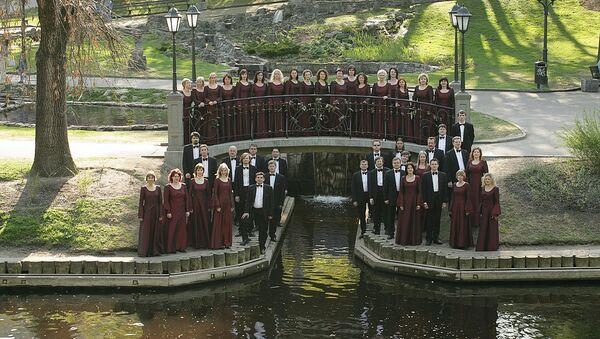 Государственный академический хор Латвия - Sputnik Латвия