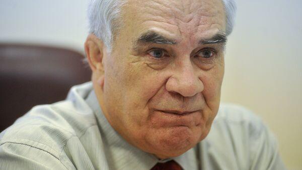 Президент Союза нефтегазопромышленников России Геннадий Шмаль - Sputnik Латвия