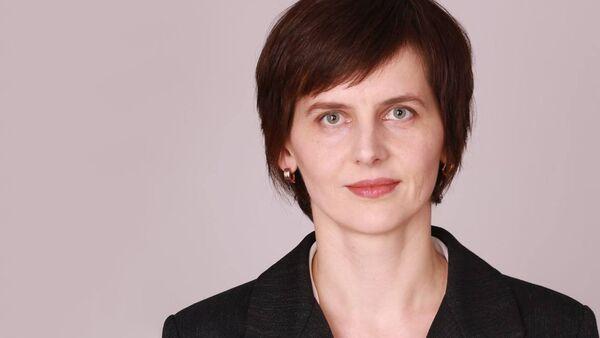 Депутат юрмальской городской думы Елизавета Кривцова - Sputnik Латвия