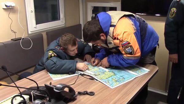 Поиск подростков в районе Ладожского озера - Sputnik Латвия