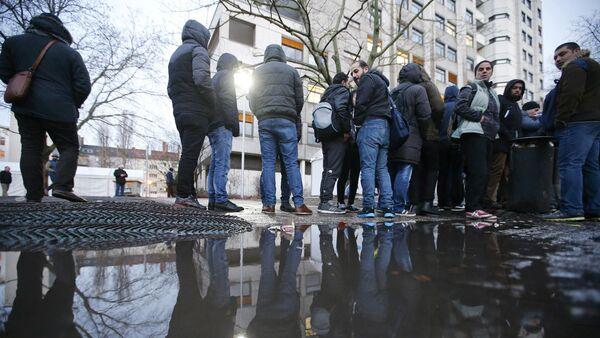 Imigranti. Foto no arhīva - Sputnik Latvija