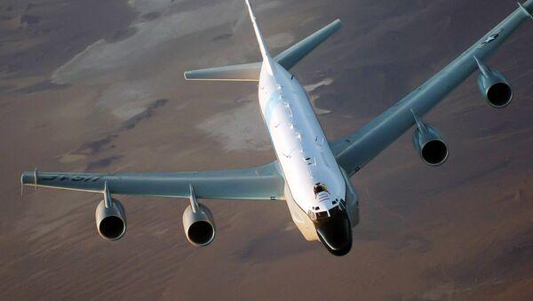 Американский самолет RC-135 - Sputnik Латвия