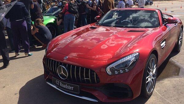 Mercedes - Sputnik Latvija