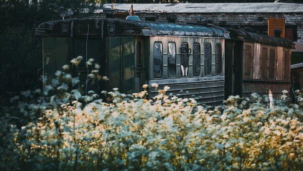 Старый вагон - Sputnik Latvija