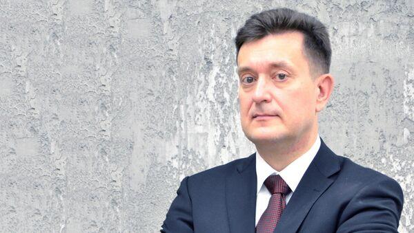 Директор Центра стратегической конъюнктуры Иван Коновалов - Sputnik Латвия