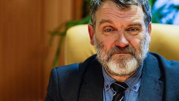 Юрис Розенвалдс - Sputnik Латвия