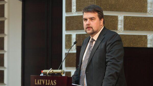 Политолог Латвийского университета Иварс Иябс - Sputnik Латвия