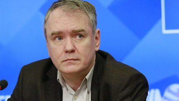 Генеральный директор Института региональных проблем Дмитрий Журавлев - Sputnik Латвия