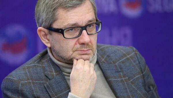 Профессор РАНХиГС Константин Корищенко - Sputnik Латвия