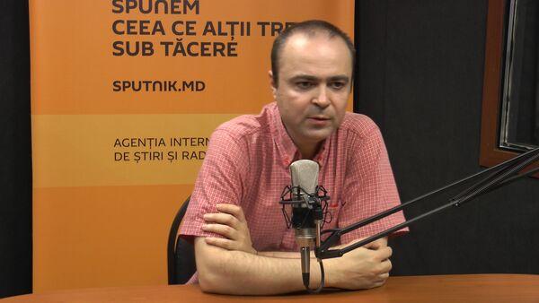Октавиан Ченушэ - Sputnik Латвия