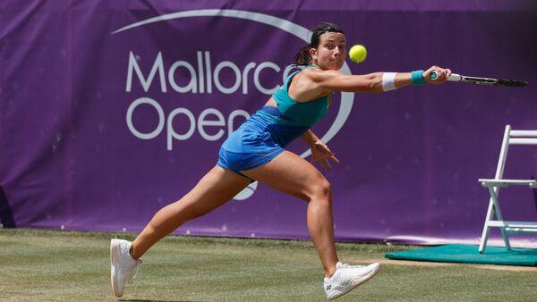 Анастасия Севастова в матче Mallorca Open - Sputnik Латвия