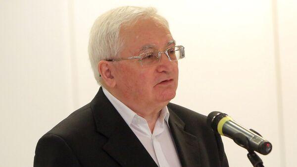 Журналист Юрий Светов - Sputnik Latvija