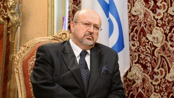Ламберто Заньер — итальянский дипломат, бывший генеральный секретарь ОБСЕ - Sputnik Latvija