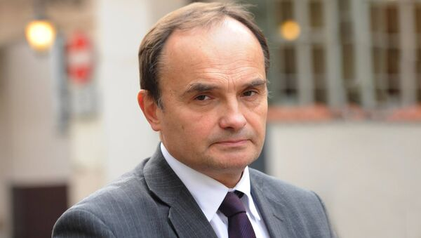 Депутат Сейма Латвии Игорь Пименов - Sputnik Латвия
