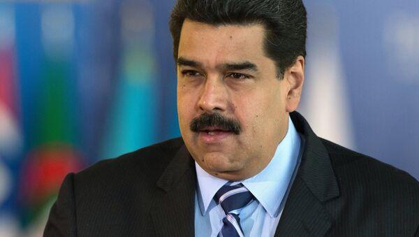 Президент Венесуэлы Николас Мадуро, архивное фото - Sputnik Latvija