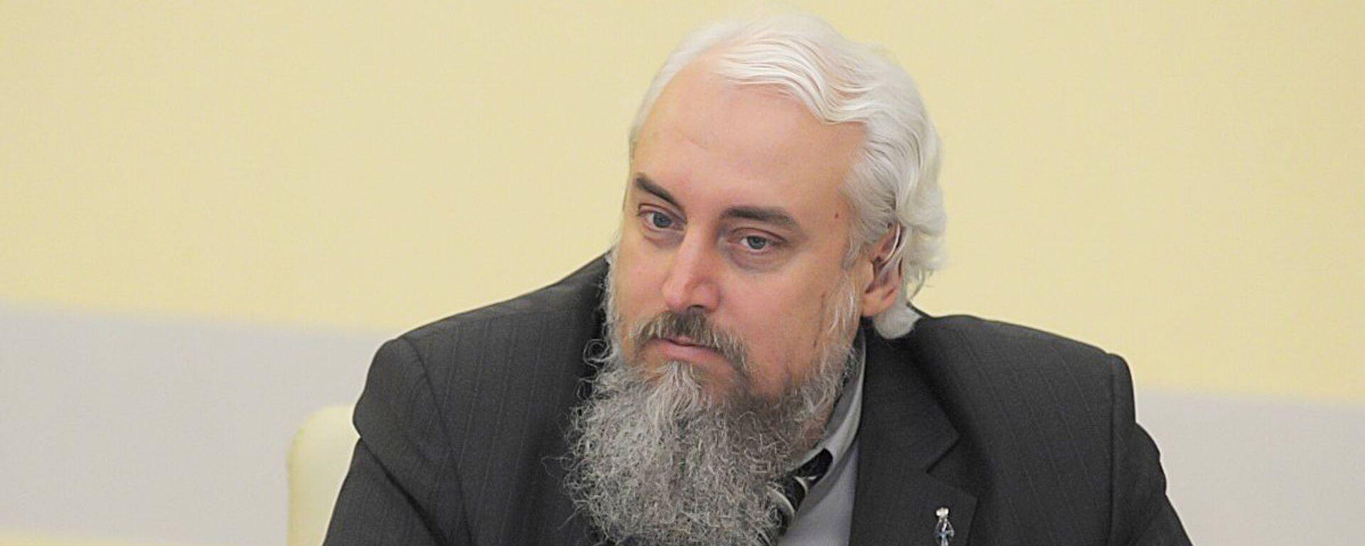 Политолог, кандидат исторических наук Михаил Смолин - Sputnik Латвия, 1920, 28.01.2020