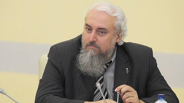 Политолог, кандидат исторических наук Михаил Смолин - Sputnik Latvija