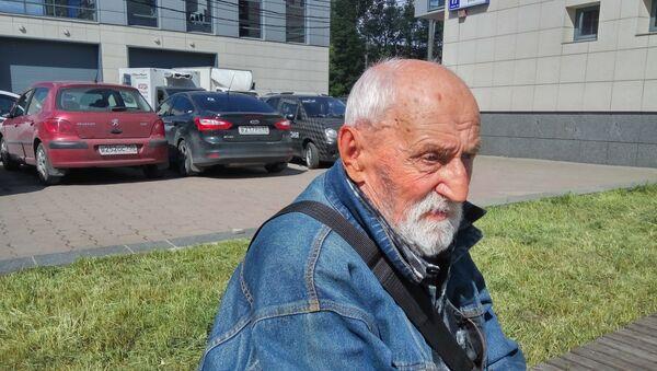 Александр Тюрин-Ледускрастс - Sputnik Латвия