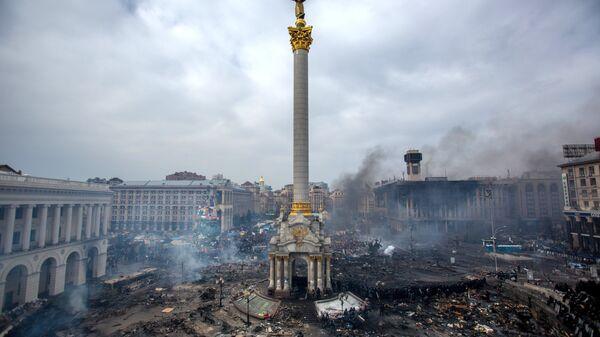 Neatkarības laukums Kijevā - Sputnik Latvija