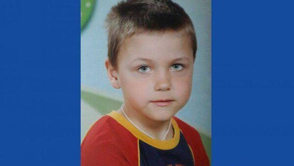 Пропавший в Лиепае мальчик Иван Берладин - Sputnik Латвия