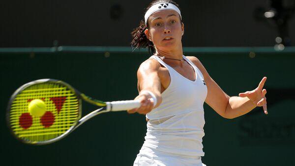 Латвийская теннисистка Анастасия Севастова - Sputnik Латвия