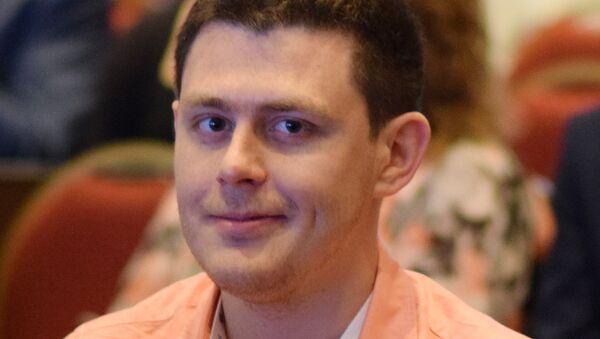 Консультант Центра политических исследований России Олег Демидов - Sputnik Латвия