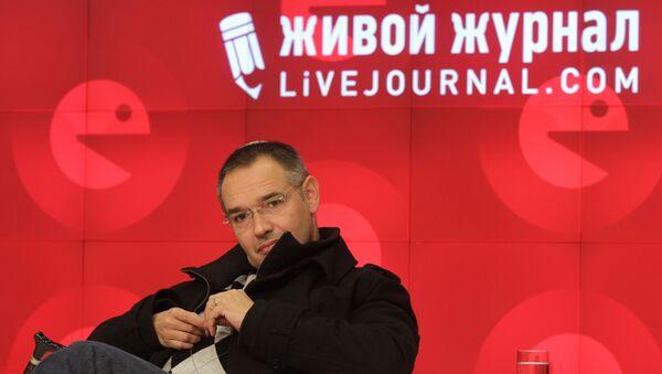 Блогер Антон Носик - Sputnik Латвия