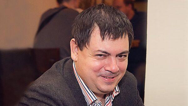 Военный эксперт Борис Рожин - Sputnik Латвия