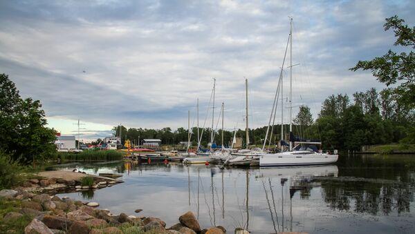 Павилостский порт - Sputnik Latvija