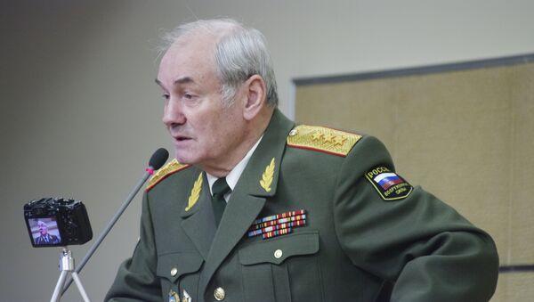 Президент Академии геополитических проблем, доктор исторических наук, генерал-полковник Леонид Ивашов - Sputnik Латвия