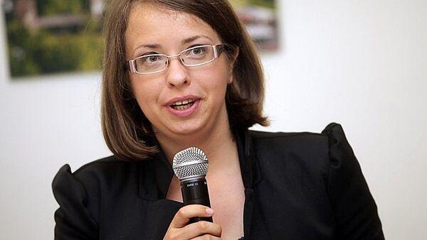 Политолог Ивита Кажока - Sputnik Латвия