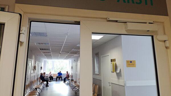 Забастовка семейных врачей - Рижская поликлиника - Sputnik Латвия