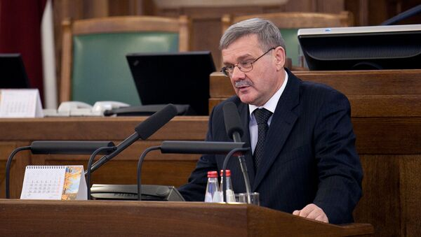 Мэр Даугавпилса Янис Лачплесис - Sputnik Латвия