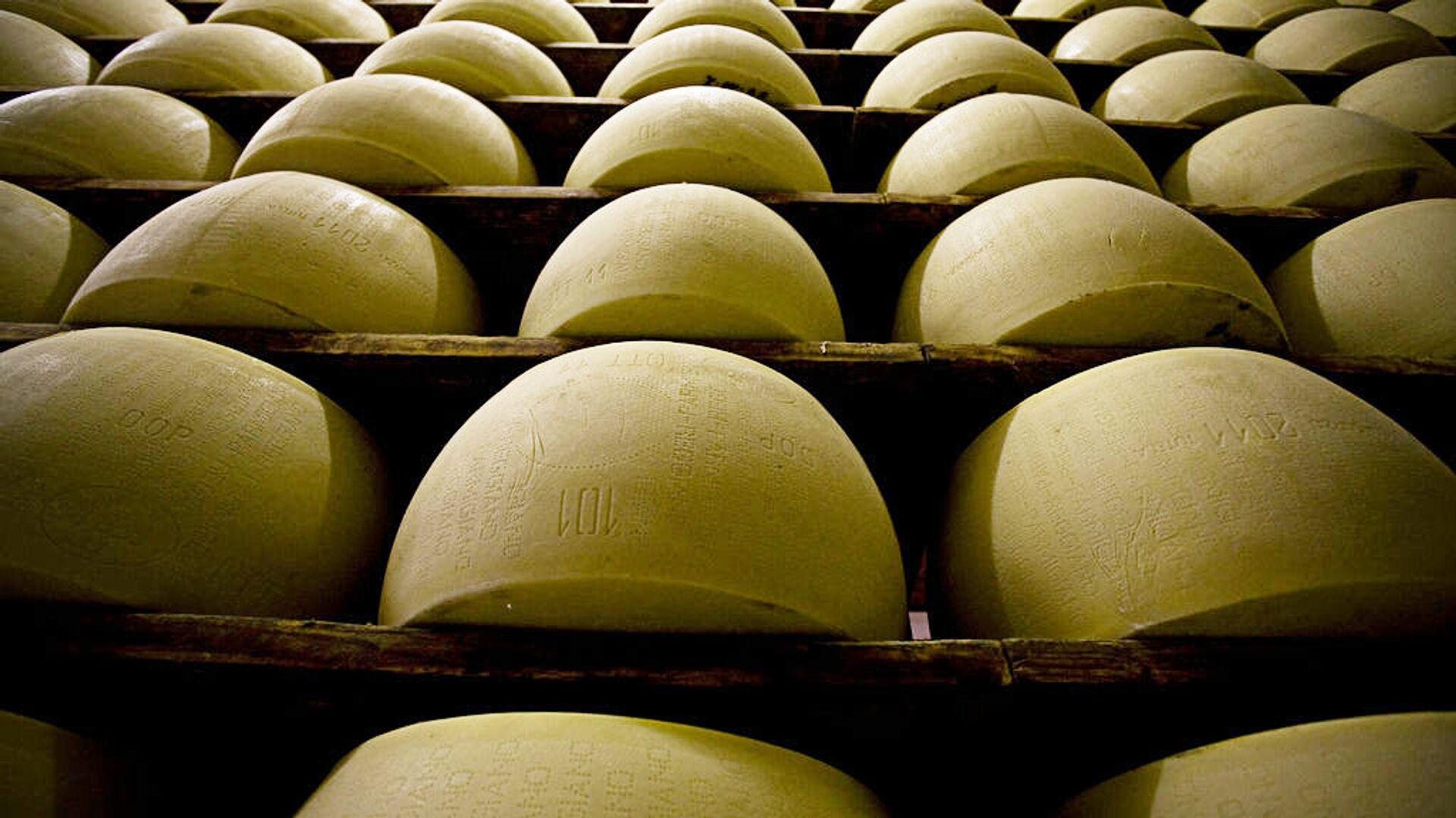 Parmezāna siers - Sputnik Latvija, 1920, 21.09.2021