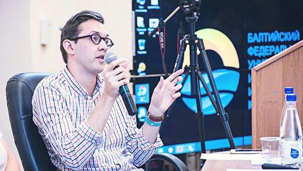 Андрей Стариков - экономист, политический аналитик - Sputnik Латвия