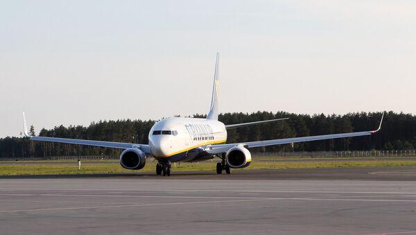 Ryanair - Sputnik Latvija