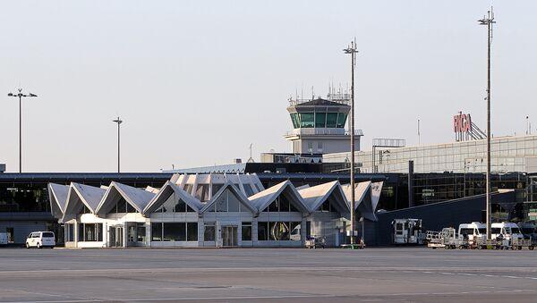 Аэропорт Рига - Sputnik Латвия
