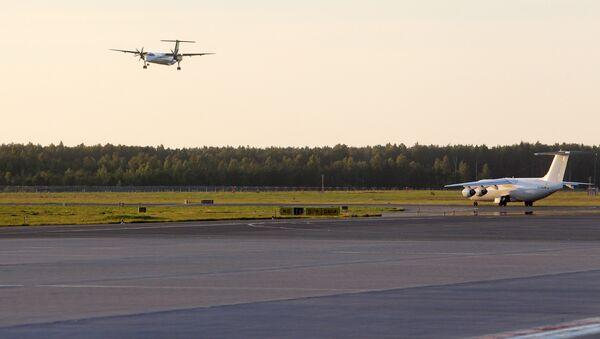 Lidmašīnas. Foto no arhīva - Sputnik Latvija