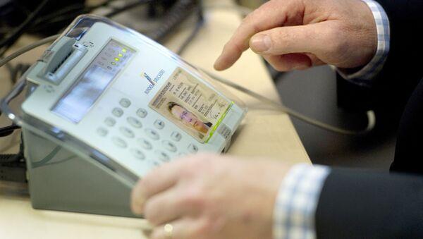 ID-card - Sputnik Латвия