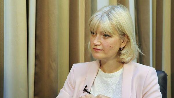 Марина Копытько - Sputnik Латвия