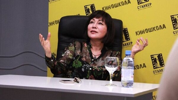 Жанна Куанышева - Sputnik Латвия