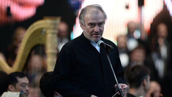 Художественный руководитель-директор, главный дирижер Мариинского театра Валерий Гергиев - Sputnik Latvija