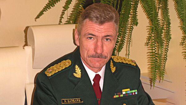 Руководитель пограничной служба Латвии Нормундс Гарбарс - Sputnik Латвия