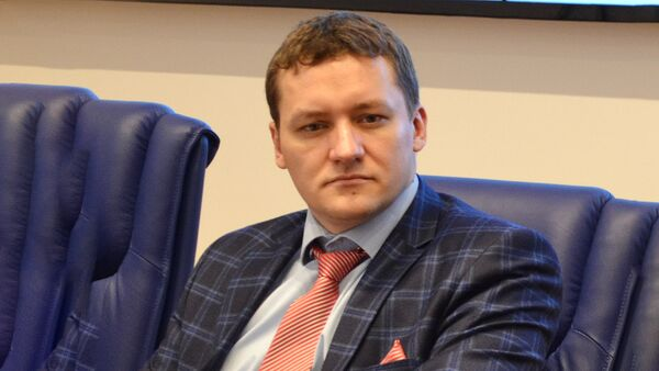 Белорусский экономист Дмитрий Болкунец - Sputnik Латвия