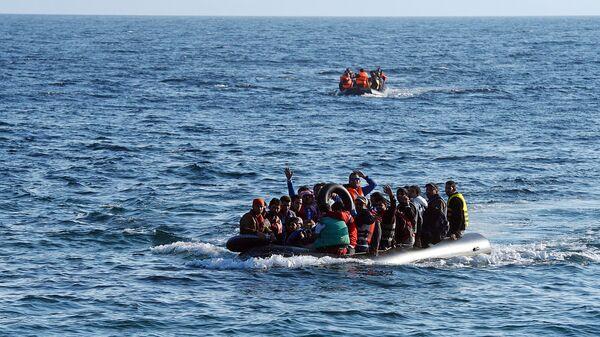 Migranti - Sputnik Latvija